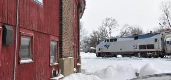 Un Train à Montreal Peut-Etre?