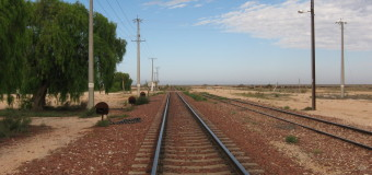Australia Revisited: The Indian Pacific.