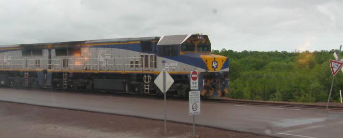 1-loco in Darwin
