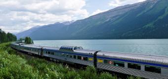 Across Canada in a VIA Rail Sleeper.