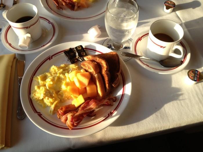 Hoosier State breakfast