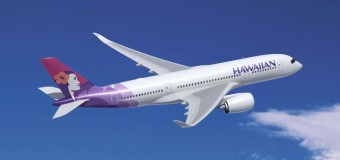 Hawaiian Airlines Has A Birthday.