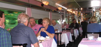 How About a New Amtrak Dining Car Experiment?