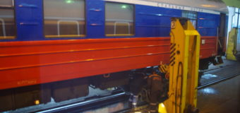 Russian and Chinese Trains: Very Different.