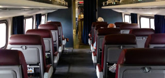 Business Class Comes to Three Overnight Trains.