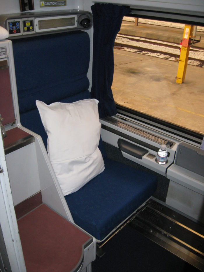 Viewliner roomette
