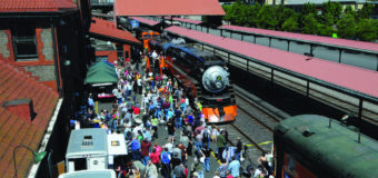 Amtrak Bean Counters Axe National Train Day.