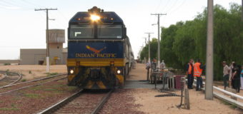 Iconic Aussie Trains Cut Frequencies.