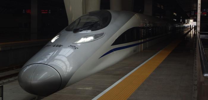 4 train to Shanghai