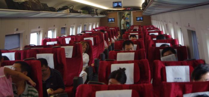5 coach interior