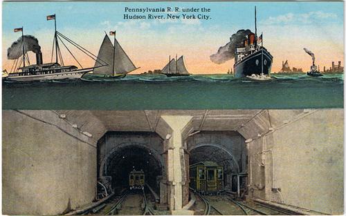 pennsylvania_railroad_tunnel_under_the_hudson_river_new_york_city
