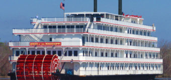 Mississippi River Cruise, Anyone?