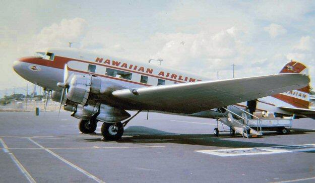 DC-3 Hawaii Ron Rye 0582
