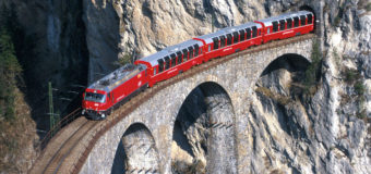 The Bernina Express Is a Must.