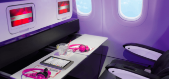 Virgin America: OK, But No Big Deal.
