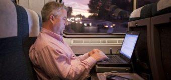 Consider Amtrak for Business Travel.