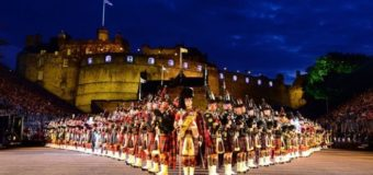 Royal Military Tattoo: A Big Wow!