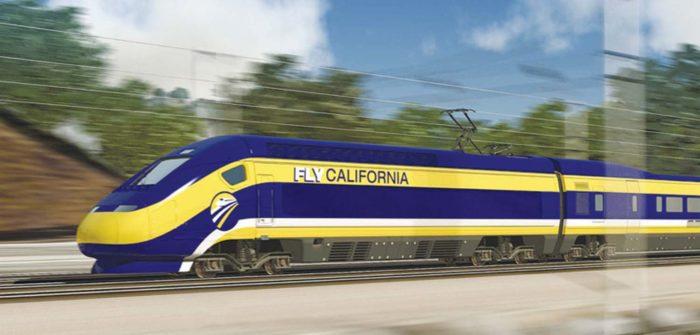 CAHSR-train