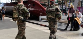 Tougher Security for European Trains?