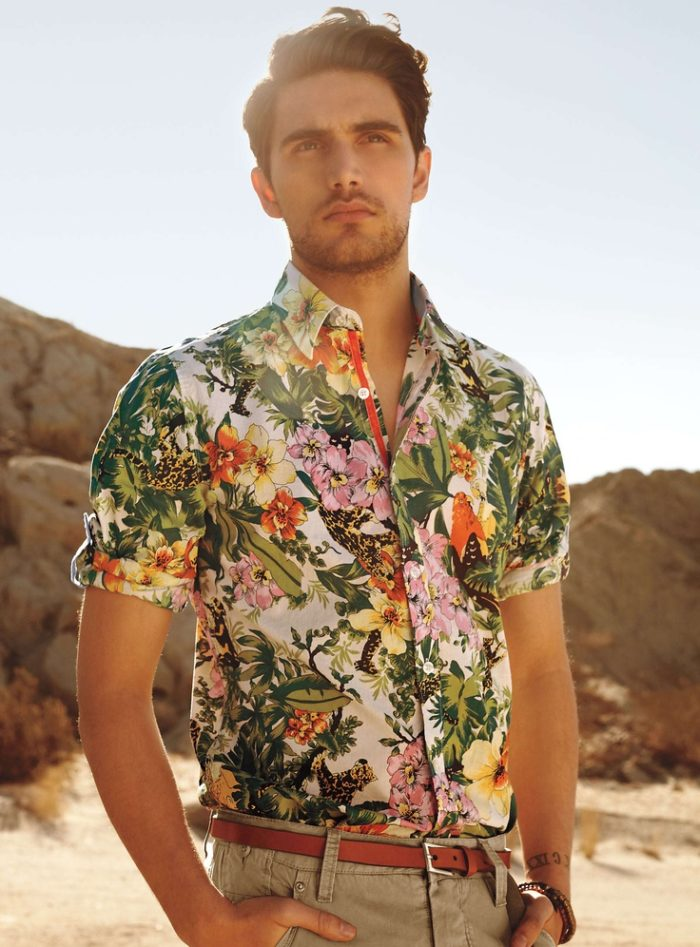 men-summer-trend-hawaiian-shirts
