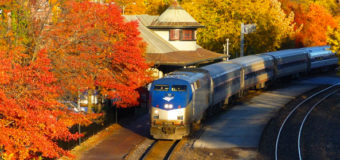See the Fall Colors by Train.