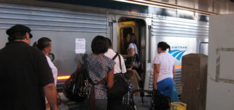 Amtrak Ridership Up, Deficit Down.