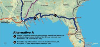 A Daily Train for the Gulf Coast?