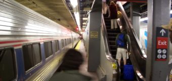 More On the Penn Station Problem.