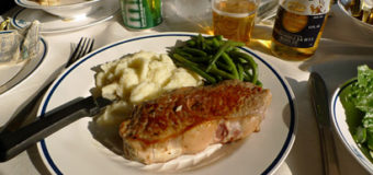 Better Food in Amtrak Dining Cars.