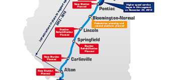 Faster Trains Coming to Illinois.