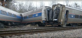 A Tough Few Weeks for Amtrak.