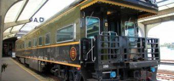 Amtrak Won't Haul Private Varnish.