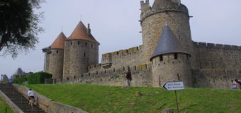 The Walls of Carcassonne.