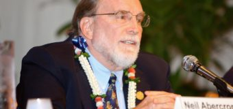 Neil Abercrombie Earned His Wings.