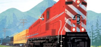 Poems about Trains … for Kids.