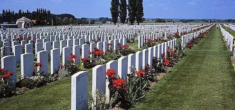 From London to Brussels to Ypres