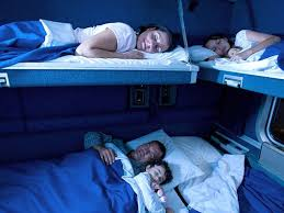 What About The Family Bedroom Trains Travel With Jim Loomis