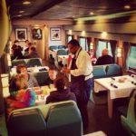 Amtrak Dining Needs Fixing.