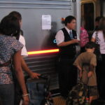 Is a Boom in Train Travel Starting?